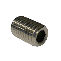 Full Thread Grub Screws, Size: 2mm - 20 Mm