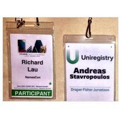 Conference Name Badges