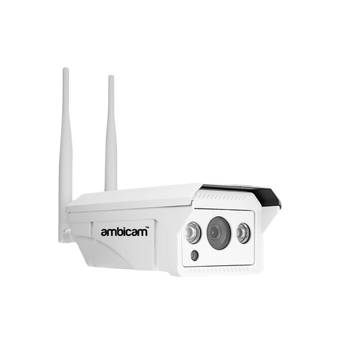 Ambicam Business Monitoring Camera with 4G