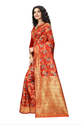 Fiza Festive Wear Nylon Silk Saree