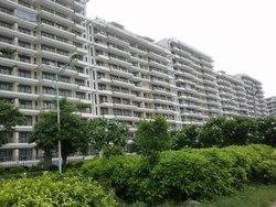 Residential Flat 3 BHK in E block, Size/ Area: 1664 Sq.ft