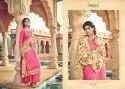 Sharara Style Salwar Suit