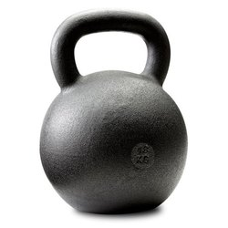 Fixed weight, Vinyl and PE+Cement Kettlebell, weight : 2 kg to 20 kg