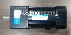 Transtec 1 Phase & 3 Phase FHP Geared Motor, Voltage: <100 V, Model Name/Number: Nsfhp
