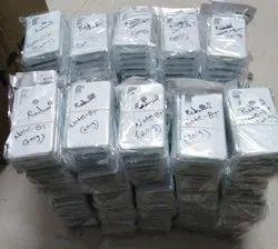 Plastic White 3D Sublimation Redmi Note 8T Mobile Back Cover