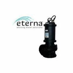 Kirloskar Sewage Cutter Pump Eterna 750 CW