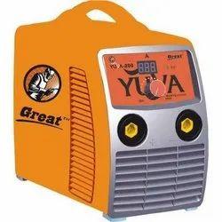 Yuva-200 DC Inverter MMA Welding Machine