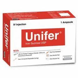 Unifer 5ml IV Iron Sucrose