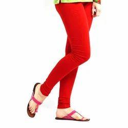 S Star Plain Ladies Churidar Legging
