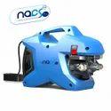 Nacs Portable Car Washer, Pressure Capacity: 120 Bar