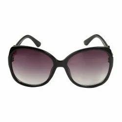 Purple Daynight Glass Black Frame HR_204 For Women By Henry Richel
