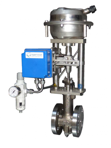 GR Supervision Stainless Steel Micro Flow Control Valve