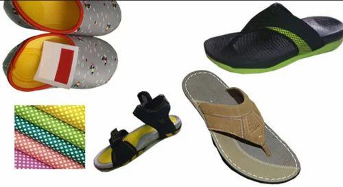 d0a47c460 Laminated Fabric Sandal