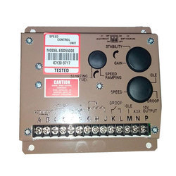 Speed Governor ESD5500E For Generator
