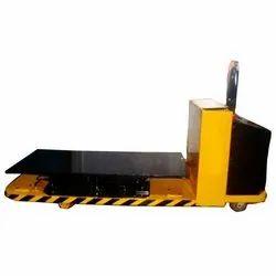 Scissor Type Pallet Truck