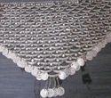 Belt Tribal Belly Dance Coin Fringe Dance Costume Skirt Ethnic Vintage