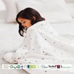 Eco Cotton Baby Swaddles