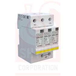 1000V DC Type 2 PV Surge Protection device (SPD) citel