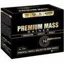 Premium Mass Gainer, 3kg Or 6.6 Lbs, Powder