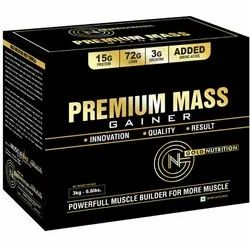 Weight Gainer Premium Mass Gainer, Powder