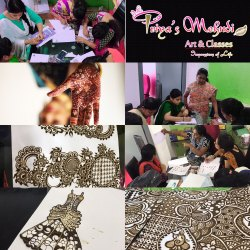 Mehndi Classes