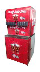 10 Flavor Soda & Cold Drink Vending Machine
