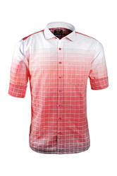 All Sizes Cotton SHADED CASUAL SHIRT