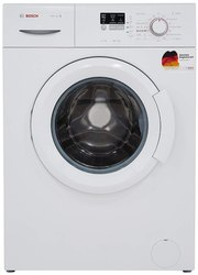 Bosch 6 kg Fully-Automatic Front Loading Washing Machine WAB16060IN, White