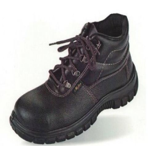 Metro High Ankle Safety Shoes, High