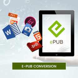 E-PUB Conversion Services
