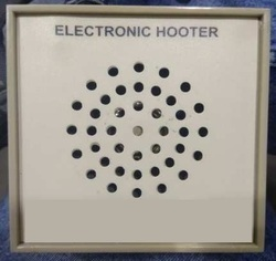 Solid State Electronic Hooter or Solid State Buzzer