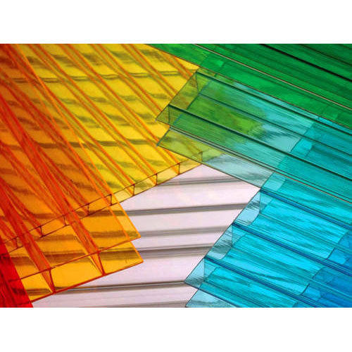 Colored Polycarbonate Sheet, पॉलीकार्बोनेट शीट ...