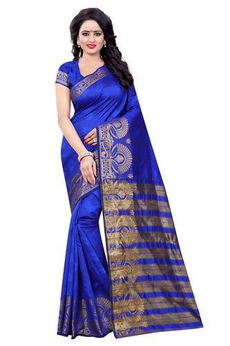 1ffb7c6148 Banarasi Silk Designer Jacquard Saree at Rs 799 /piece   Jacquard ...