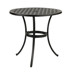 Iron Cafe Outdoor Table