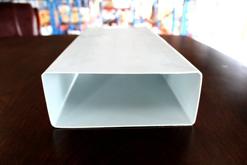Shreeram, P-plast Hard Tube PVC Square Pipe, Length Of One Pipe: 3m