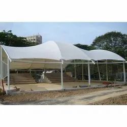 Modular Tent Structure