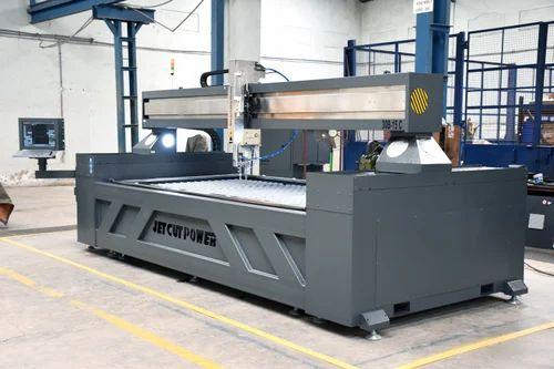 Waterjet Cutting Machine - CNC Waterjet Cutting Machine Manufacturer