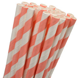 10 mm Paper Wrapped Straw