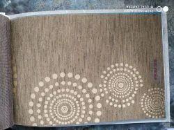 White Designer Interior Roller Blind, Thickness: 1 mm