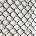 Silver Galvanized Iron Poultry Chain Link Fencing, Packaging Type: Roll, Size: 1 X 1 Inch( Mesh Hole)