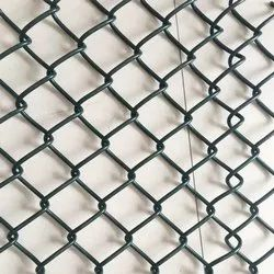 Galvanized Iron Chain Link Fencing