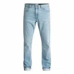 Plain Blue And Black Mens Denim Jeans, Waist Size: 32 And 38