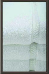Herringbone Border - Hotel Towel