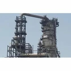 Distillation Column Fabrication Plant