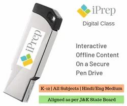 English and Hindi Medium Digital Content for Smart Class as per J&K State Board. K-12. All Subjects