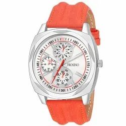 Frosino FRAC061805 Analog Silver Dial Watch
