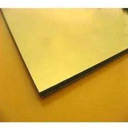 Rich Gold Metallic Aluminum Composite Panel