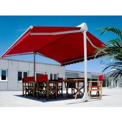 Double Sided Retractable Awning