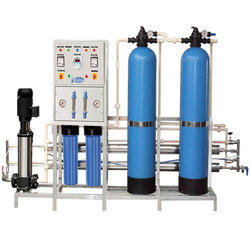 Residential Water Treatment Plant