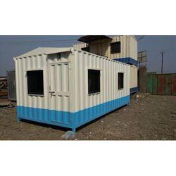 Galvanized Portable Office Cabin